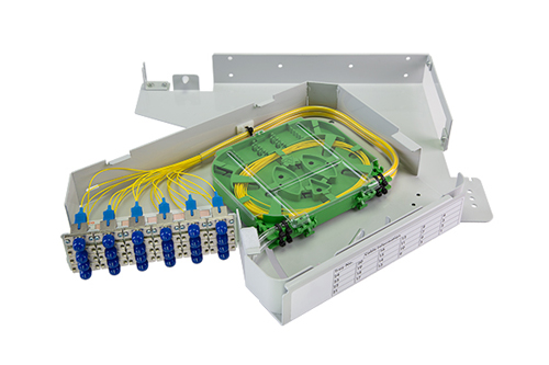 Rear Mount Patch Panel
